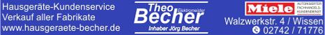 Theo Becher | Wissen