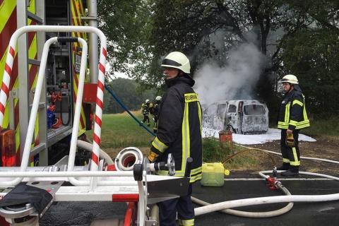 Feuerwehr: Angehobene Altersgrenze wirkt sich positiv aus