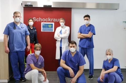 Neue Brustschmerzeinheit Chest Pain Unit am Herz-Jesu-Krankenhaus