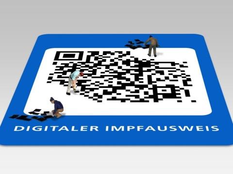 Digitaler Impfpass: Apotheken im Kreis AK müssen vertrösten