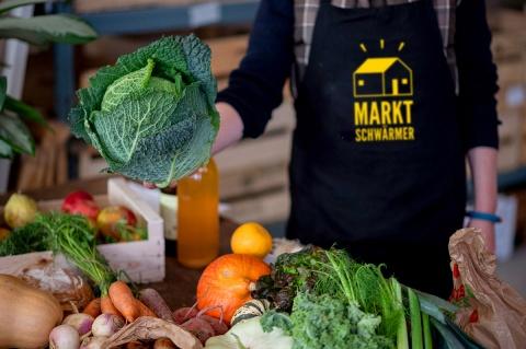 Marktschwärmerei in Marienthal wird weiterhin gut angenommen