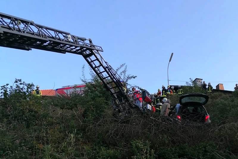 Fotos: Feuerwehr VG Dierdorf