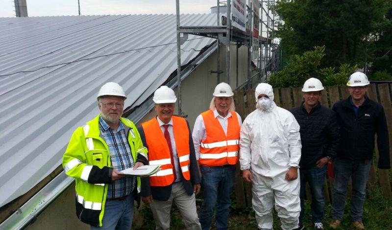 Sicherer Umgang mit Asbest – Profis sind gefragt