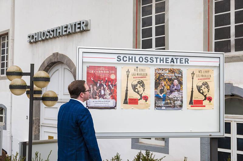 Schlosstheater Neuwied vor Insolvenz – Rettungsschirm gefordert