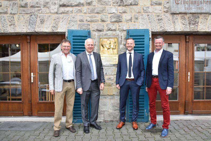Vielbach feierte 100-jährige Erfolgsgeschichte einer großzügigen Stiftung
