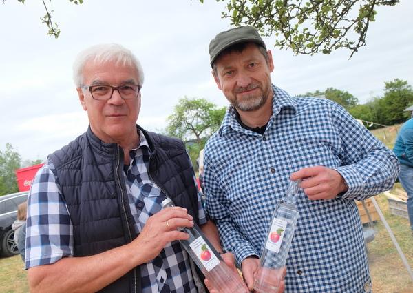 Fruchtiges Jubiläum: Obstbauverein Katzwinkel feierte 100. Geburtstag
