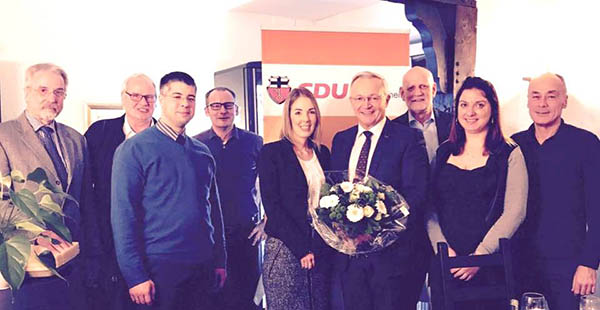 Neujahrsgespräch des CDU-Stadtverbandes Linz