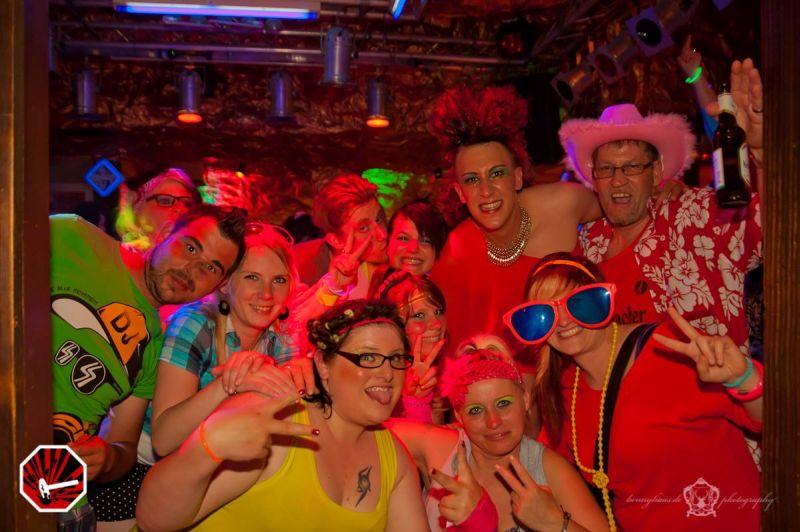 Bad Taste Party. Fotos: Veranstalter