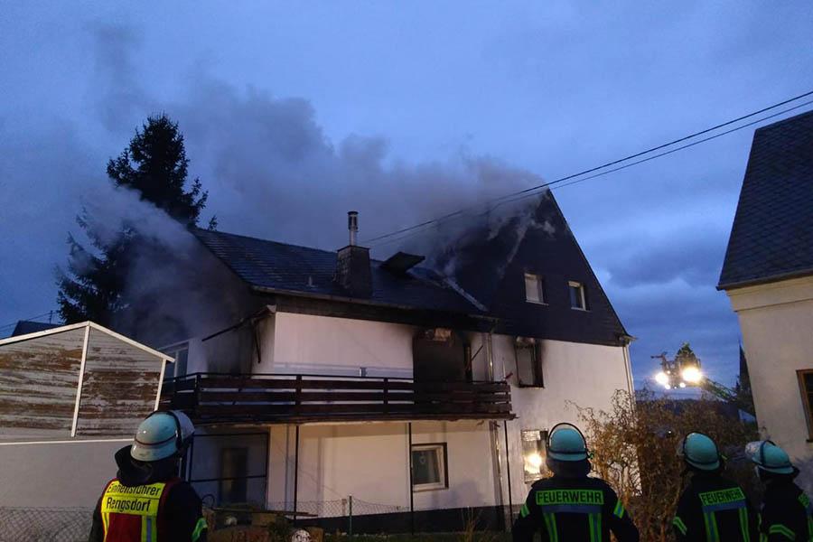 Spendenaufruf für die Brandopfer von Rengsdorf