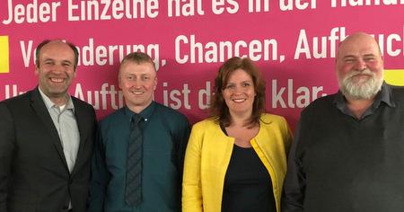 Bezirks-FDP diskutierte über Pflanzenschutzmittel