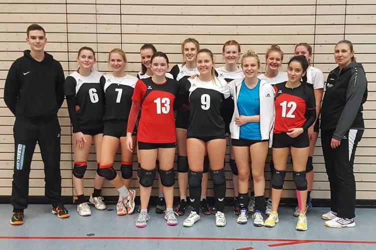 Weibliche U20 Rhein-Maifeld-Volleys werden Rheinland-Pfalz-Meister