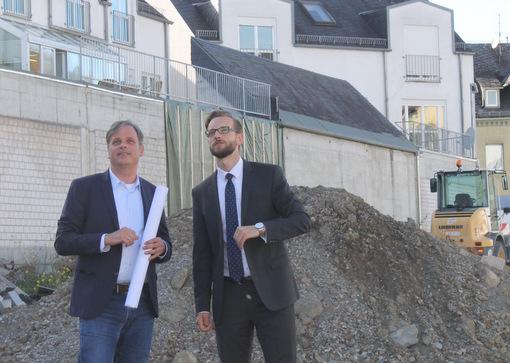 Verbandsgemeindehaus: Die Vorbereitungen laufen auf Hochtouren