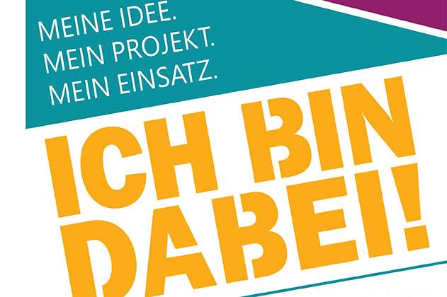 """""""ICH BIN DABEI!"""": Eine Initiative für junge Erwachsene"""