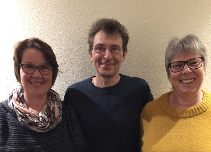Vorstand Bündnis 90/ Die Grünen OV Wallmerod gewählt