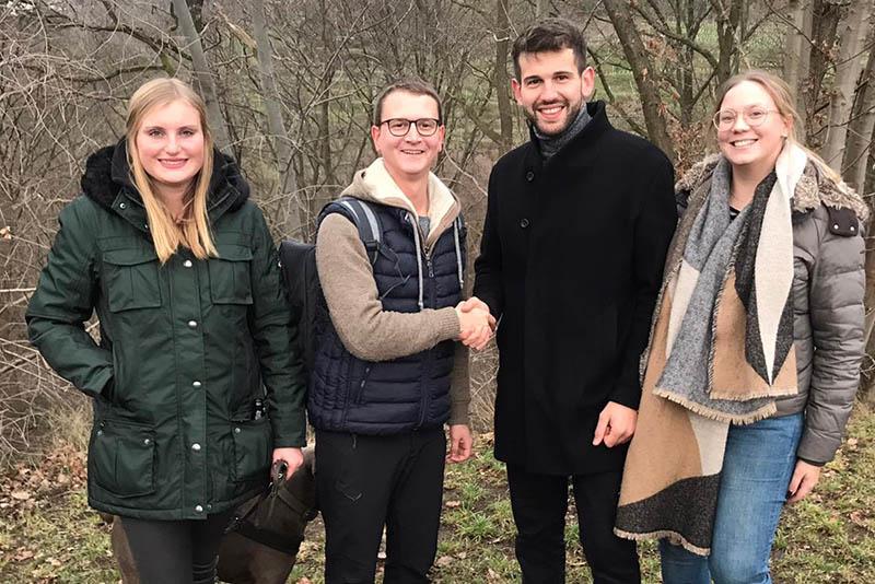 Abschluss des 40. Parkfestes in Rheinbreitbach - 2020 soll es weitergehen