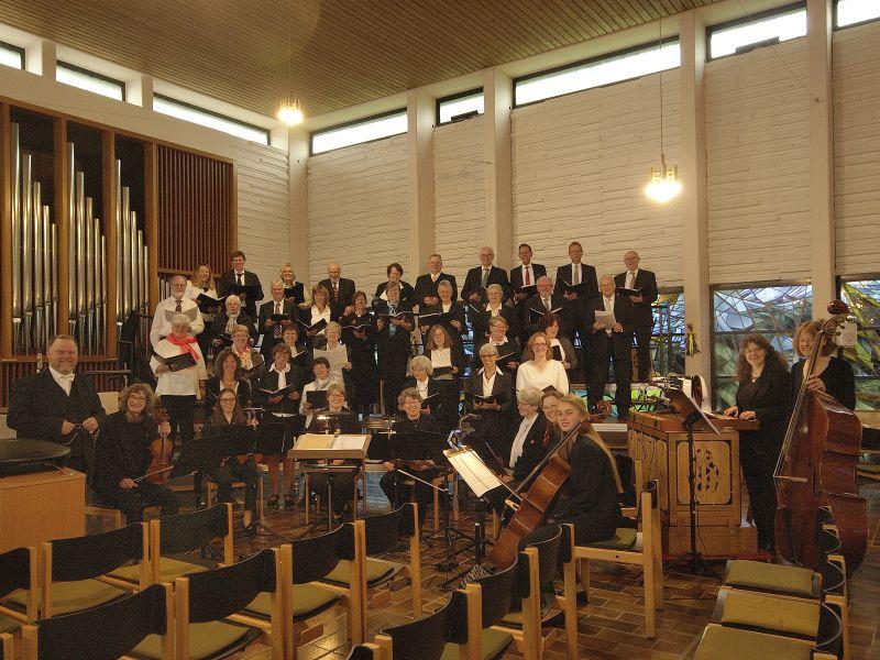 Adventskonzerte der Dekanats-Kantorei Montabaur