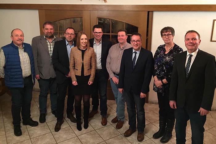 CDU in der VG Dierdorf wählte Vorstand