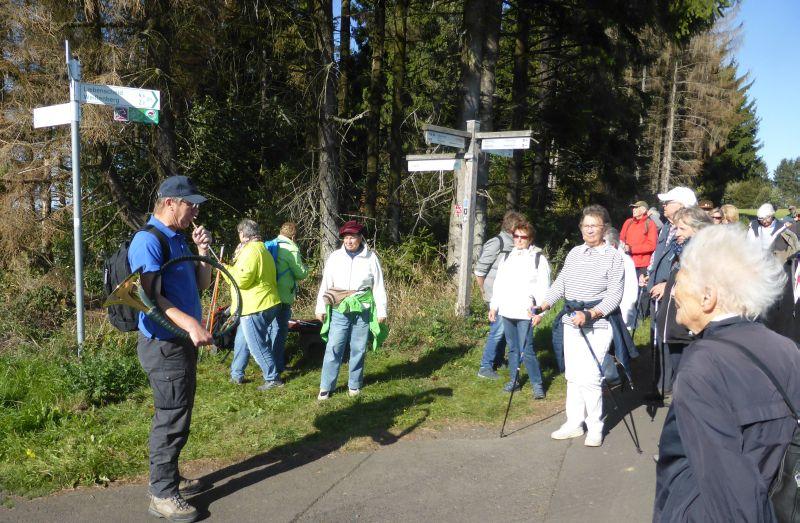 WWV Bad Marienberg wanderte zum Sterntreffen in Willingen