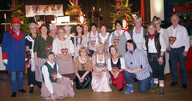 MET DE JOHRE - Weihnachtliches in Mundart in Buchholz