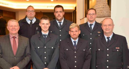 Eine starke Truppe: 302 Feuerwehrleute in der VG Betzdorf-Gebhardshain