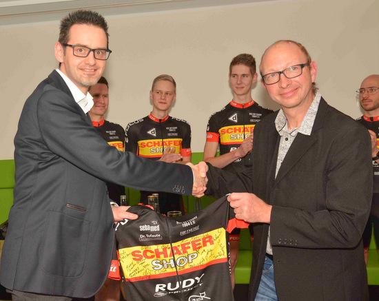 Betzdorfer Radsportclub ist gerüstet für die neue Saison