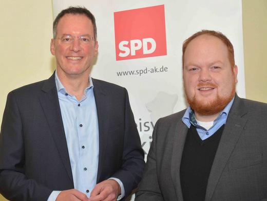 �Lasst uns f�r unsere Sache k�mpfen!� � SPD nominierte Kreistagskandidaten