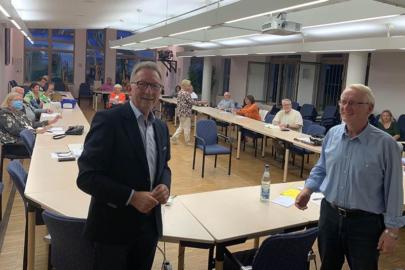 CDU VG Unkel unterstützt Erwin Rüddel bei Bundestagswahl 2021