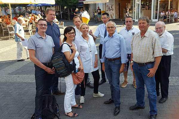 CDU-Initiative für mehr Aufenthaltsqualität in der City