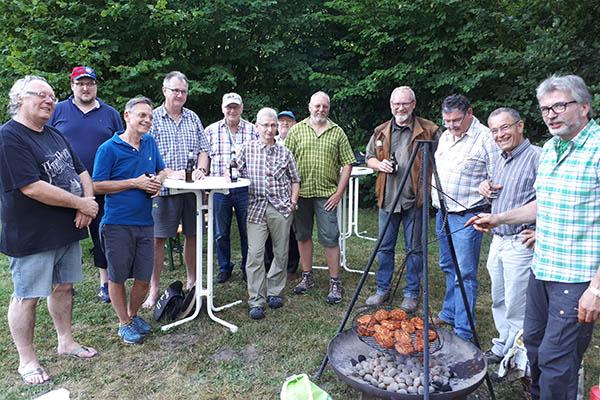 Evangelischer Männerkreis musikalisch unterwegs