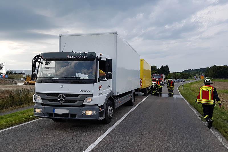Foto: Feuerwehr der VG Rengsdorf