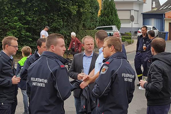 Jan Einig will Ehrenamtsstelle einrichten