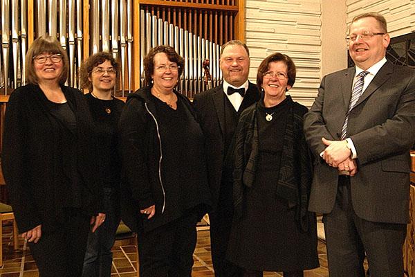 Cappella Taboris gaben Konzert in Montabaur