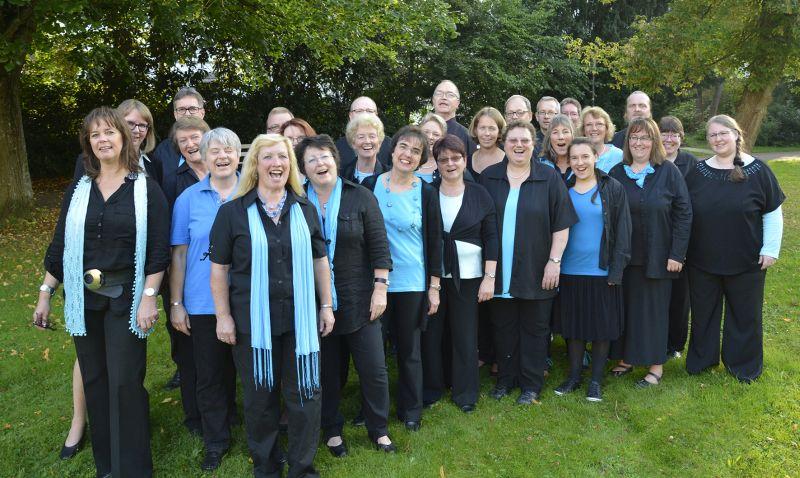 Der ERF Chor tritt in Kirburg auf: Worship und Pop mit starken Texten