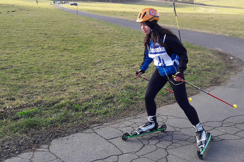 Erste erfolgreiche Biathlon Bezirksmeisterschaft