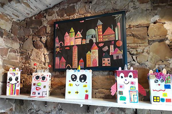 Zwei besondere, parallele Ausstellungen in Dierdorf