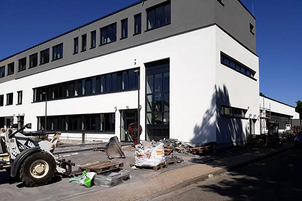 Umbau und Erweiterung der IHK-Akademie geht in Endspurt