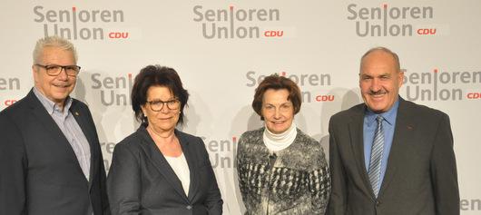 Karin Giovanella erneut im Bundesvorstand der Senioren-Union