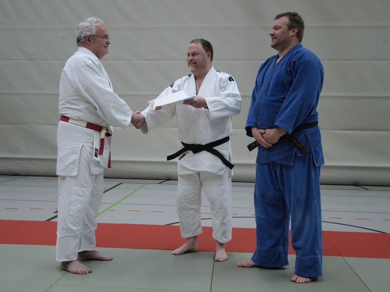 Ehrennadeln in Bronze für Montabaurer Judokas