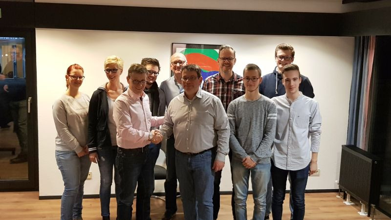 Andreas Weidenfeller erneut Stadtbürgermeisterkandidat in Wirges
