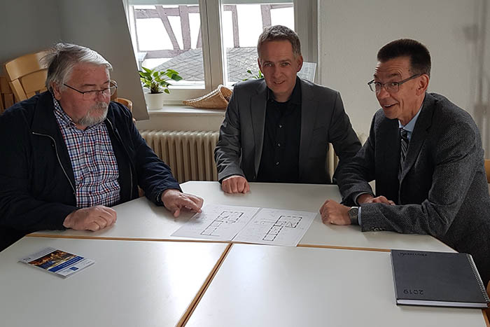 """Ortsvorsteher Neckenig: """"Nutzungskonzept Altes Rathaus wird allen Interessen gerecht"""""""