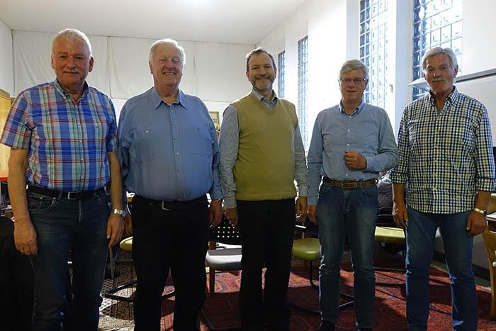 Jahreshauptversammlung des Linzer Männergesangvereins