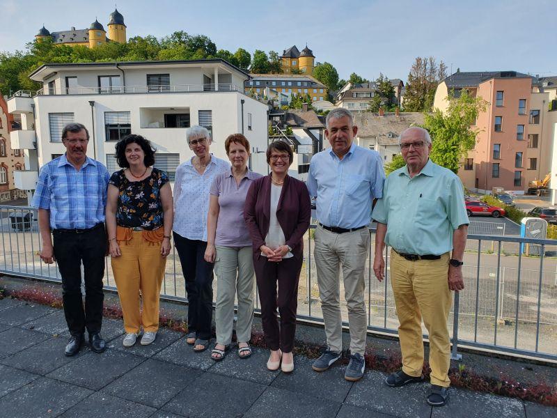"""Neuer Vorstand bei """"donum vitae"""" Westerwald/Rhein-Lahn"""