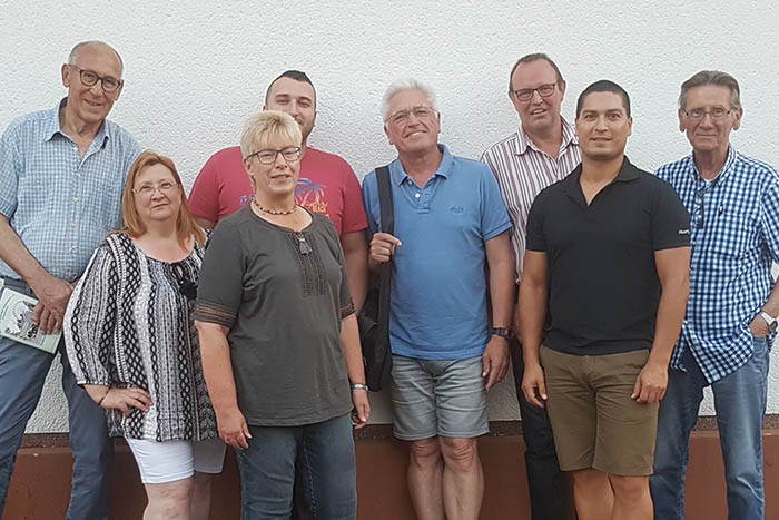 SPD-Ortsverein Heddesdorf blickt nach vorne