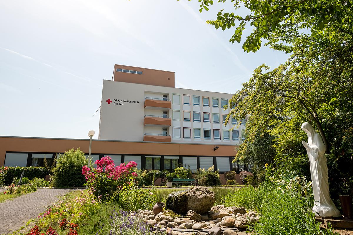 DRK Kamillus Klinik Asbach - Patientensicherheit durch Hygiene und Infektionsschutz