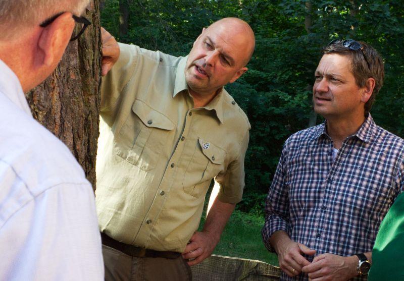 Christian Baldauf auf Wälder-Tour auch im Westerwald