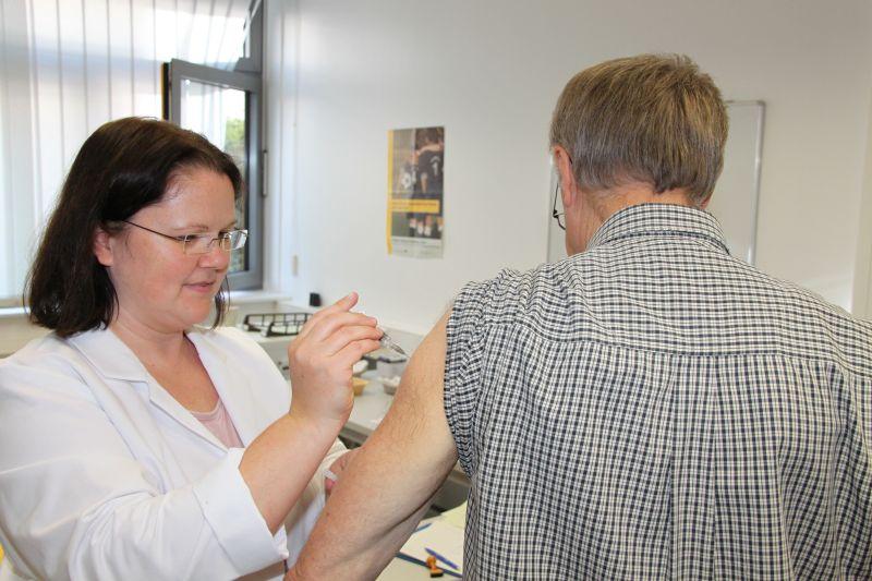 Impftag am 31. Oktober in Montabaur und Bad Marienberg