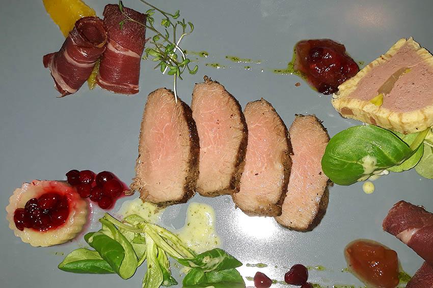 Die KVHS Neuwied geht online auf Kulinarische Reise