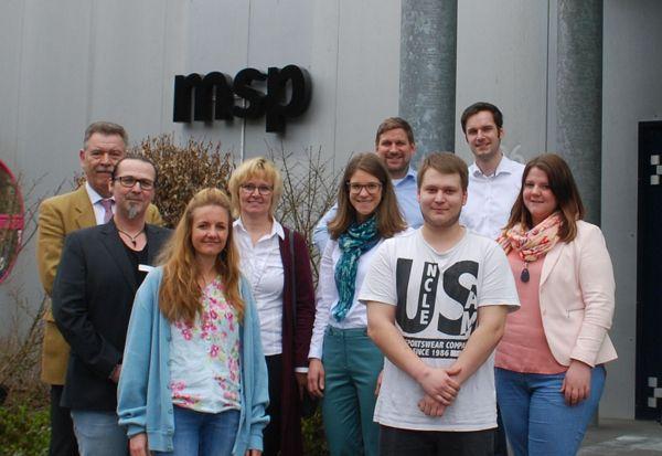 Erfolgreiche Ausbildung: Mudersbacher MSP und DAA in Betzdorf kooperieren