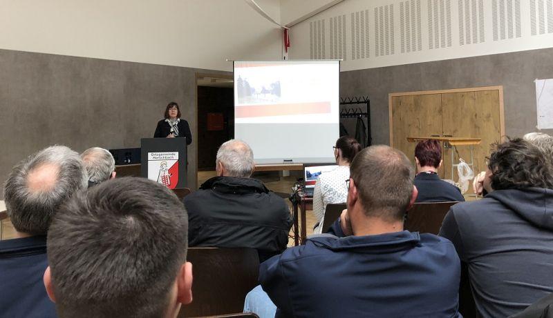 Bürgerbeteiligung bei Hochwasservorsorgekonzept VG Selters