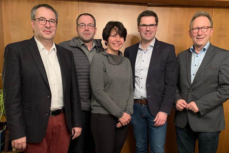 CDU-Führungswechsel in der Verbandsgemeinde Dierdorf